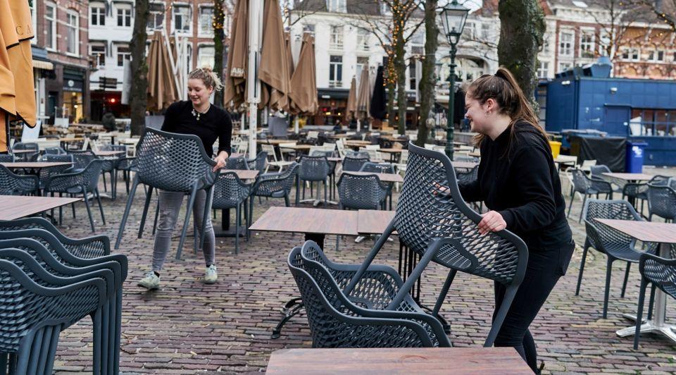 Terrassen stoelen corona