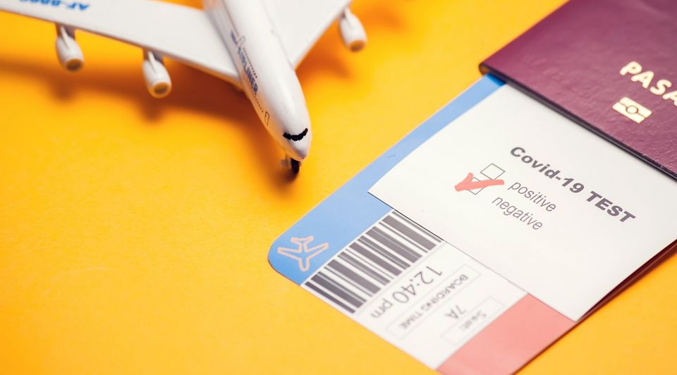 Testbedrijf PCR test corona vakantie horeca ondernemer SOA vitamine