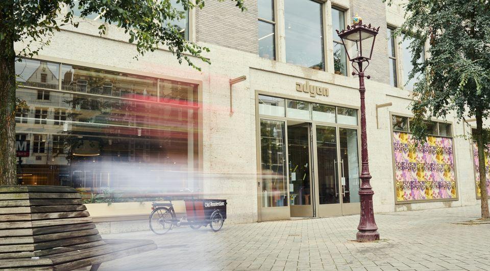 The store adyen retail amsterdam