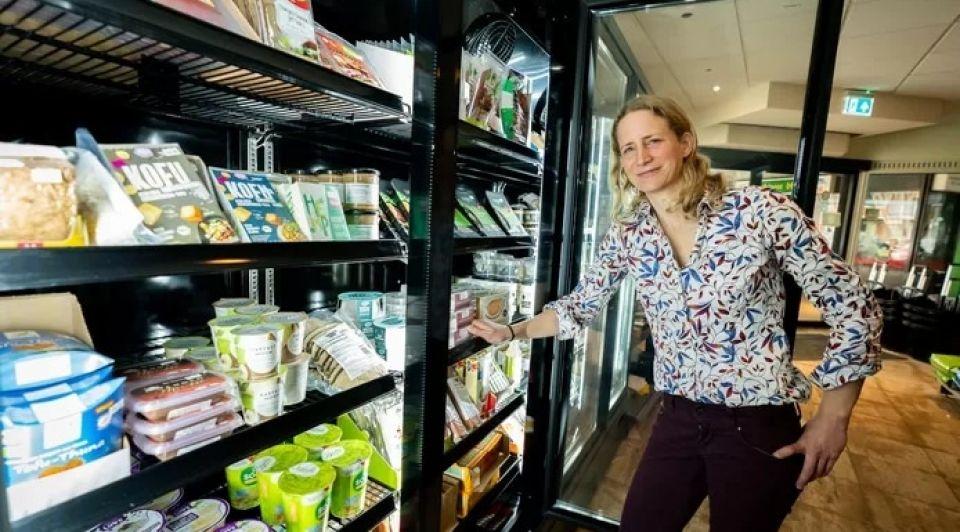 Vegan supermarkt vmarkt utrecht
