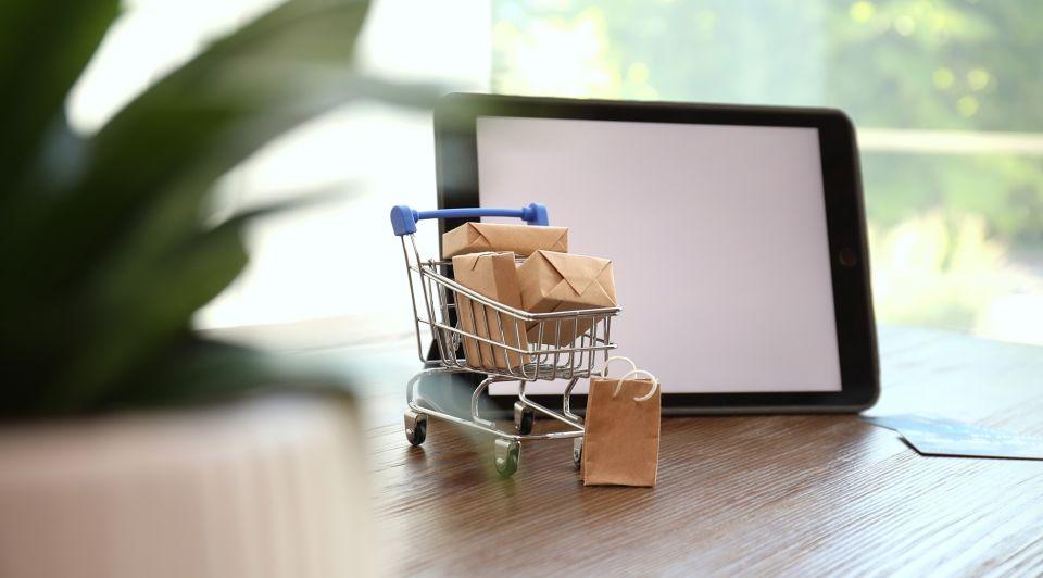 Verpakking trends webshop