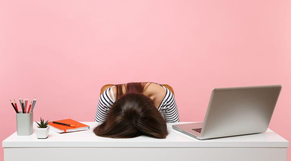 Verzuim stress werk werkstress tno
