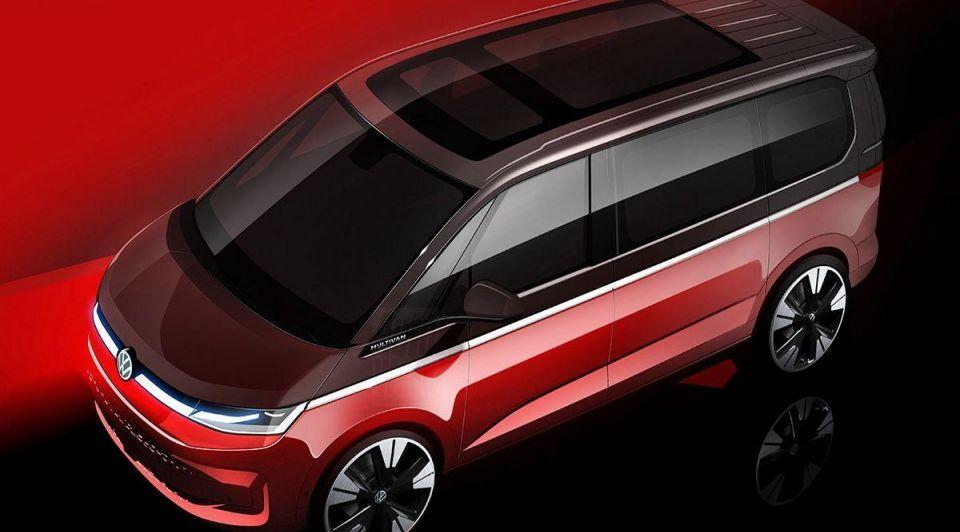 Volkswagen bedrijfswagen nultivan