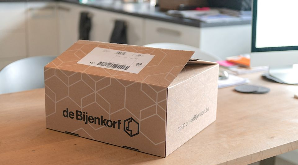 Warenhuizen winkels bijenkorf harrods lafayette economie internet webshop webwinkel e commerce Cor Molenaar