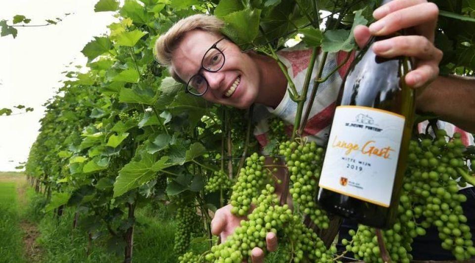 Wijn wijnboer sander kroeze culemborg