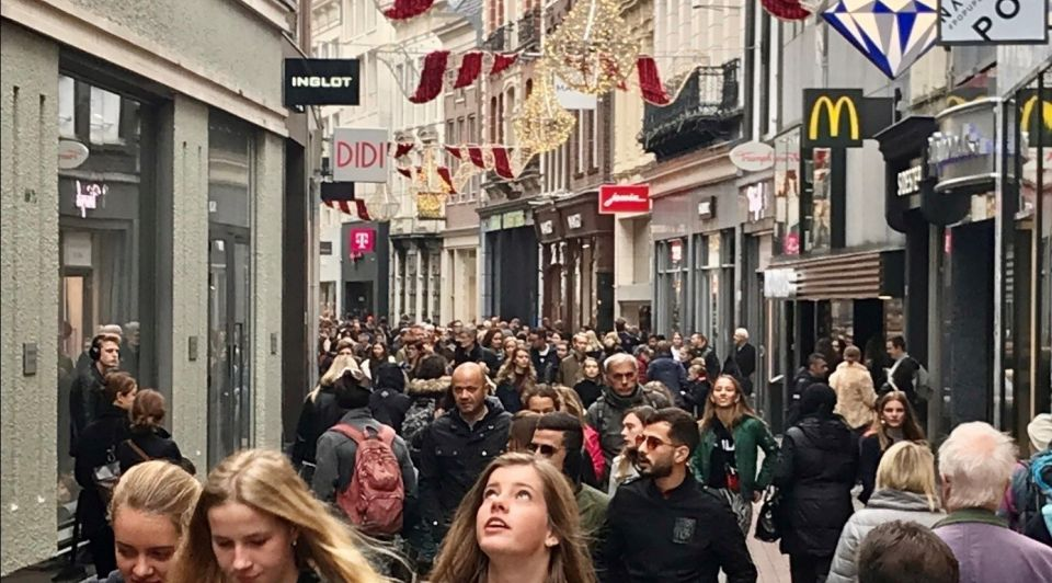 Winkelen kalverstraat amsterdam 2018