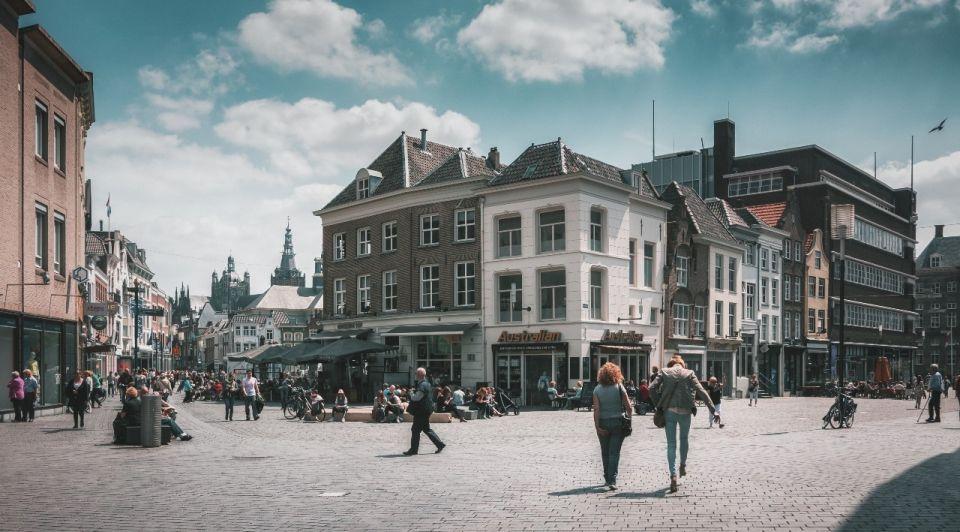 Winkelstraat denbosch plein markt