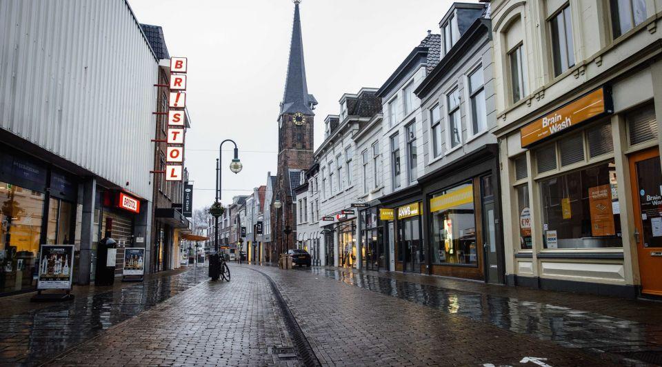 Winkelstraat kopen op afspraak inretail perspectief