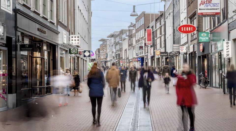 Winkelstraat nijmegen corona