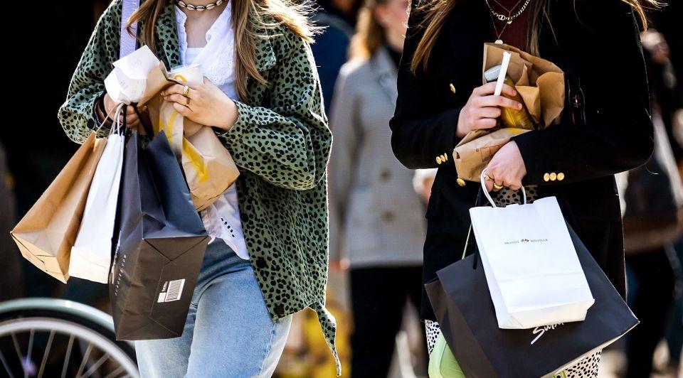 Winkelstraten 50 procent voller rmc citytraffic