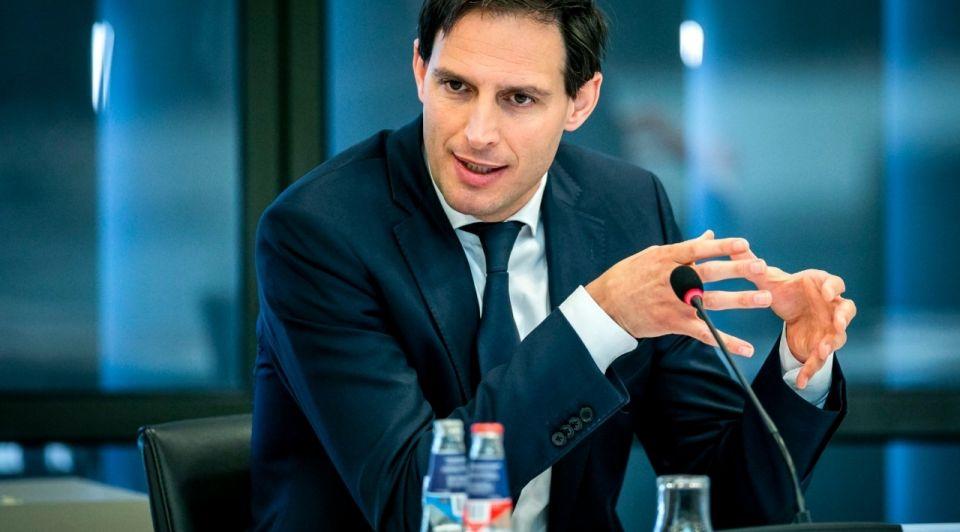Wopke hoekstra minister financien corona