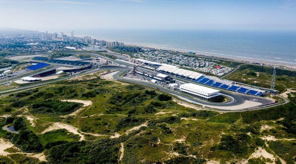Zandvoort f1 circuit
