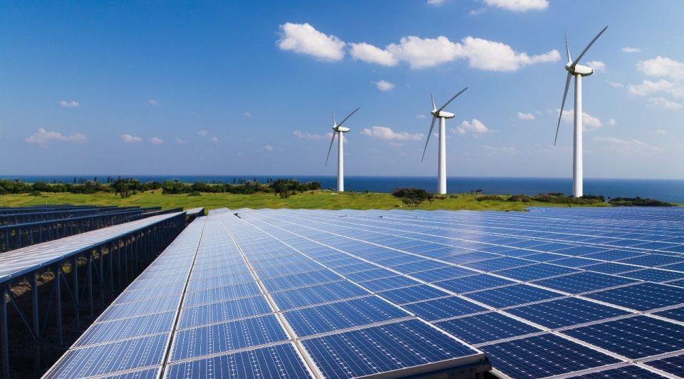 Zonnepanelen windenergie windunie duurzaamheid