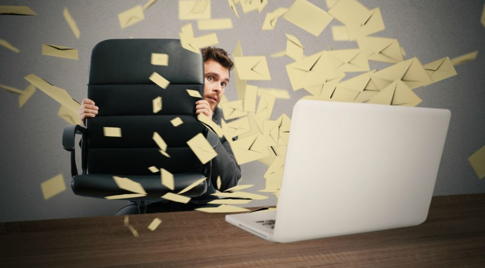 E mail vijf tips