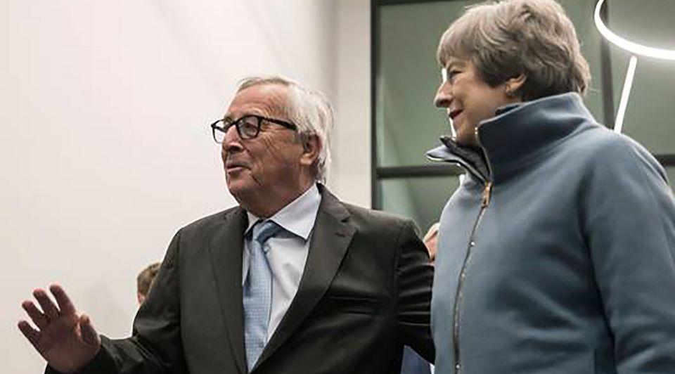 Juncker may brexit