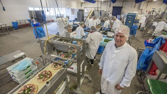 Pizza brabant italie bodem conveni
