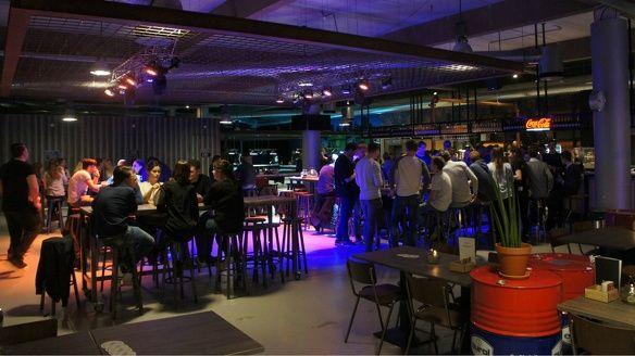 The Maxx bar