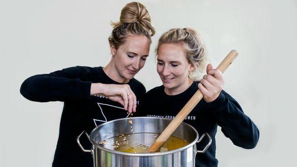 Bier bierbrouwerijen Nederland Oedipus gebrouwen door vrouwen gerstenat concurrentie speciaalbier pils onderscheiden belevenis ervaring
