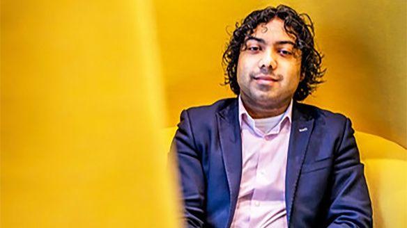 Djuri baars blockchainteam rabobank hackathon
