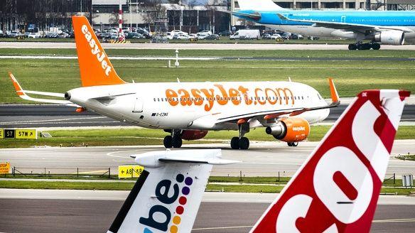 Luchtvaartmaatschapij prijsvechter easyjet anp