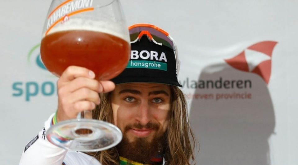 Kwaremont bier succes marketing wielerbier peter sagan
