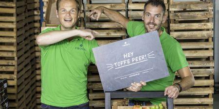 Froot Jeroen Beekman en Jan Willem Hoek