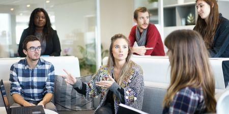 Medewerkers bepalen elkaars salaris