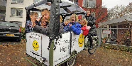 Kinderopvang high five milieubewust opvang kinderen