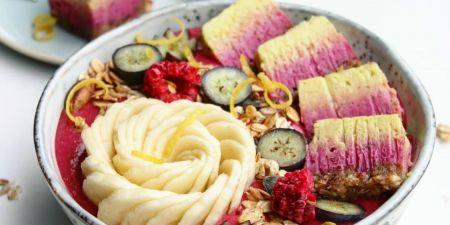 Lady fruitcake formaat goed