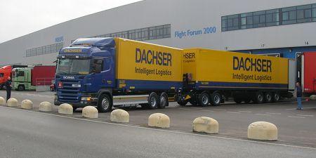 Langere trucks belgi