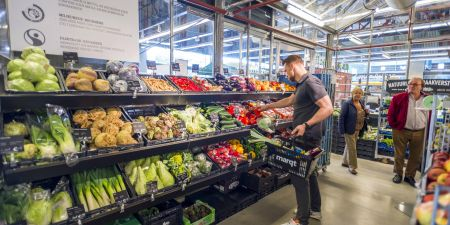 Marqt supermarkt supermarktketen btw 6 9 procent verhoging groente fruit gezond