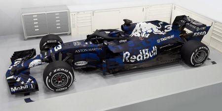Redbull maxverstappen auto