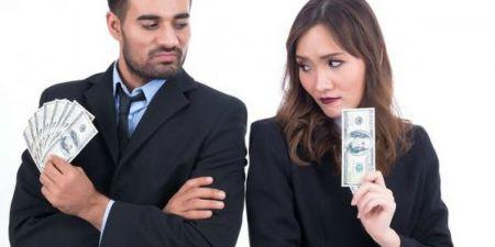 Salaris loon geld tevreden ontevreden