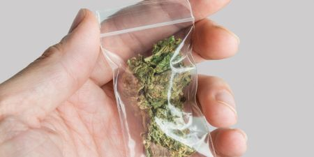 Wiet drugs medewerker