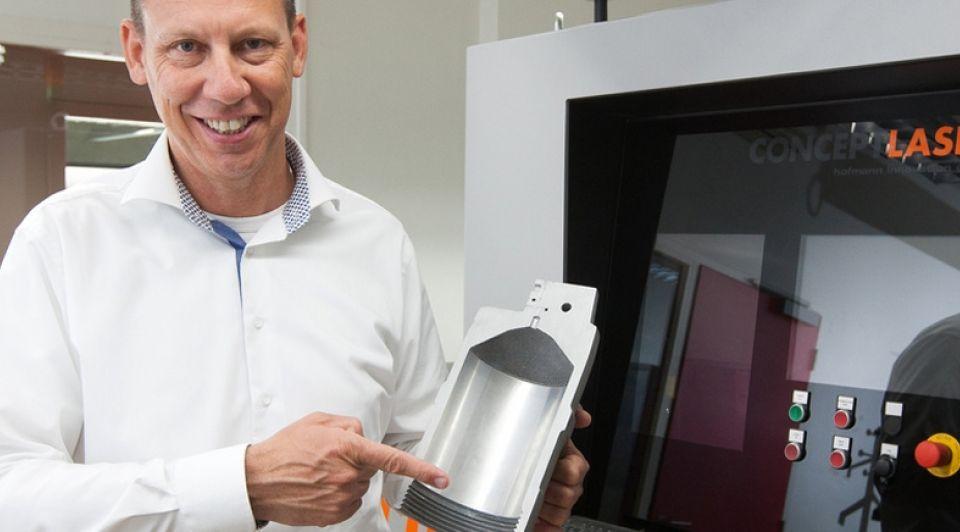 3 D printer Technicampus Ronald Hissink