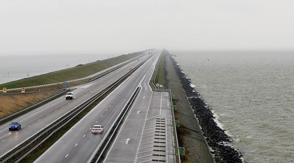 Afsluitdijk Rijkswaterstaat