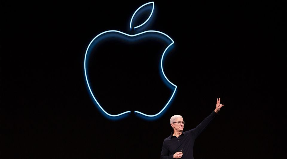 Apple Pay app betalen ING Tim Cook