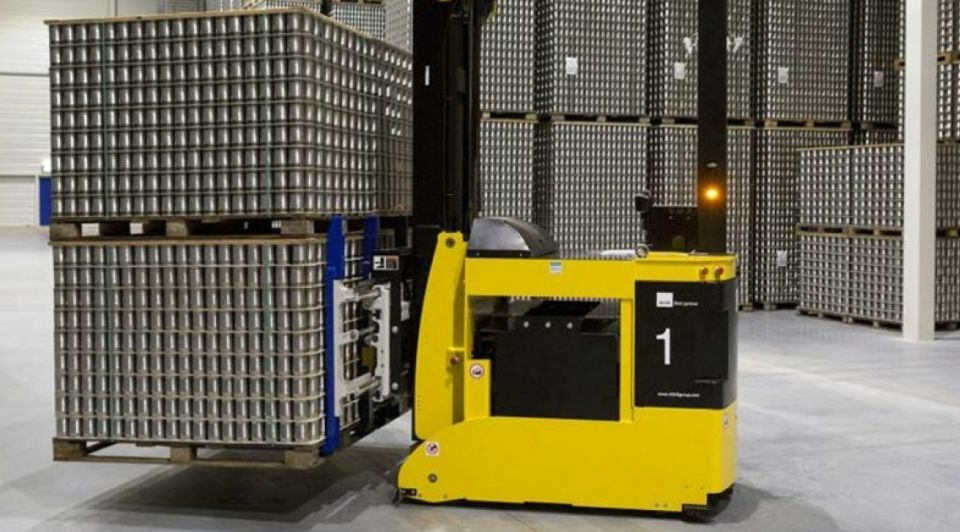 Automated Guided Vehicles AG Vs Ronny te Wechel