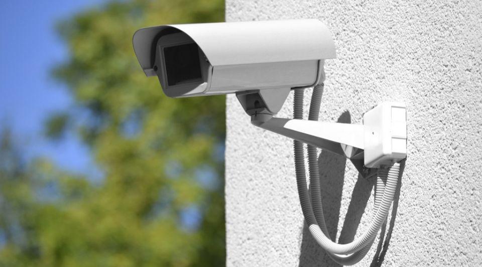 Beveiliging Camera Thinkstock