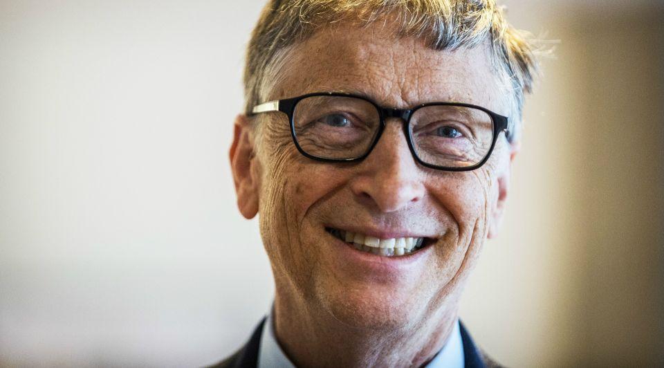 Bill Gates boekenlijst Microsoft