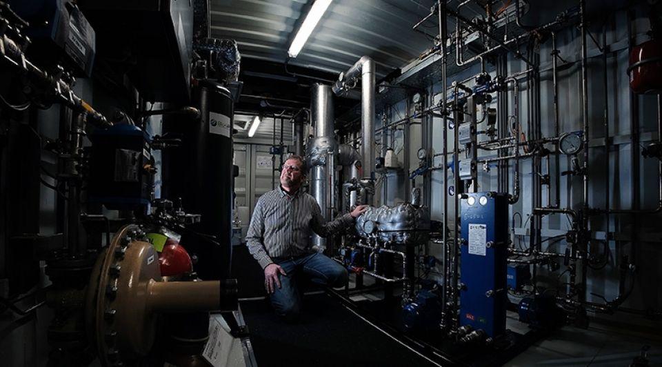 Biogas Gasleverancier