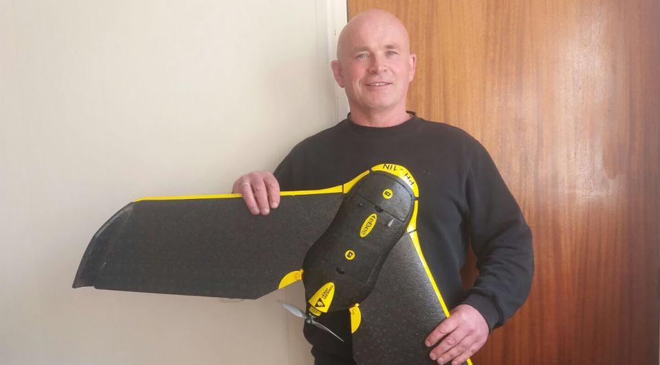 Boer drone