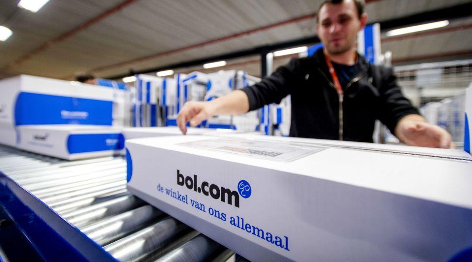 Bolcom grotere baas afhandelen bestellingen