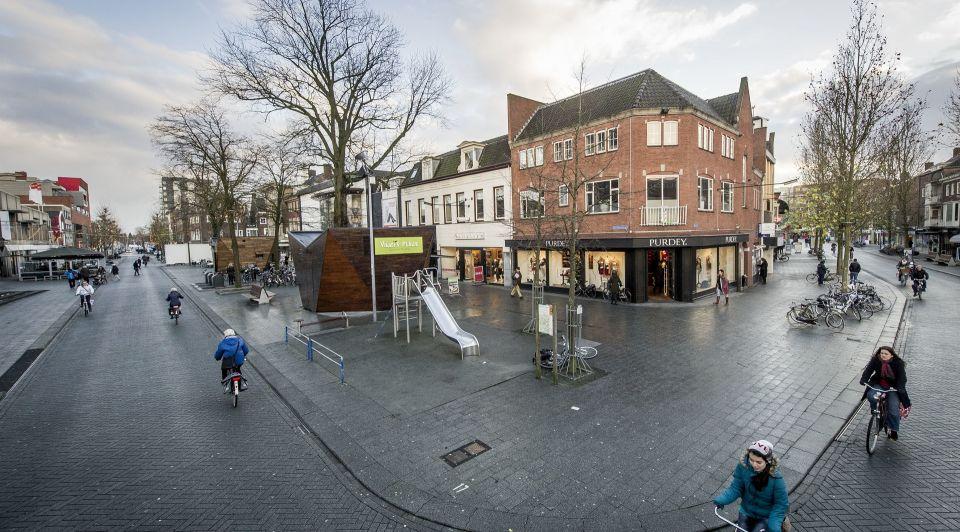 Brinkstraat Hengelo Emiel Muijderman