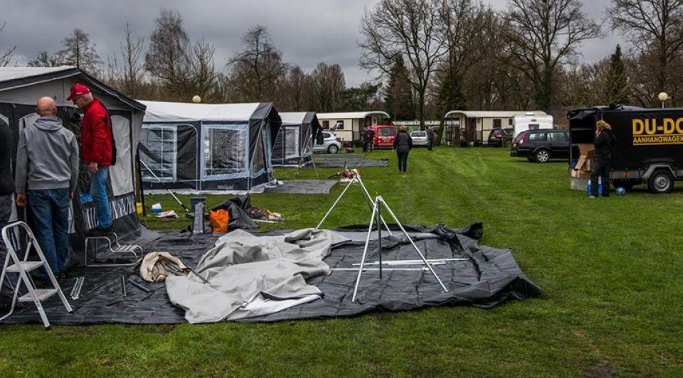 Camping Start