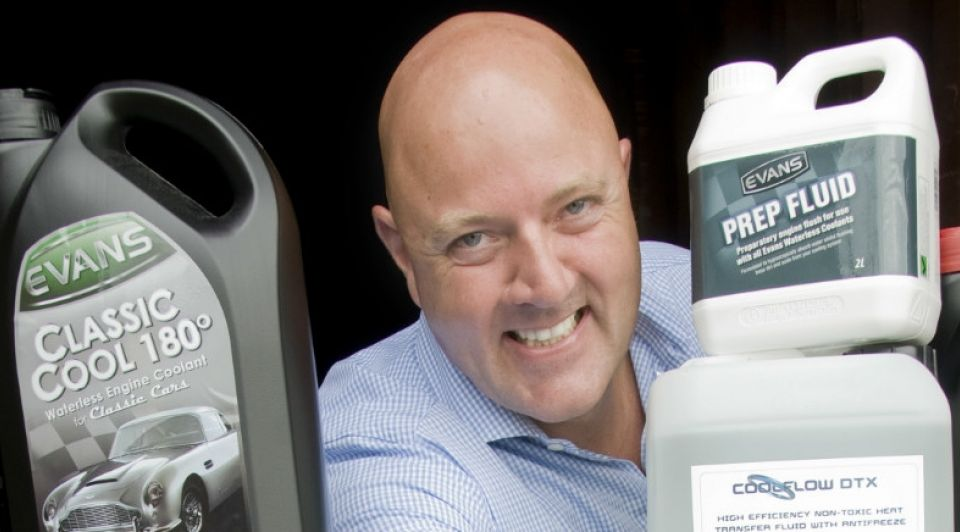 Casper Hanken glycol oliehandelaar Hydratech 1