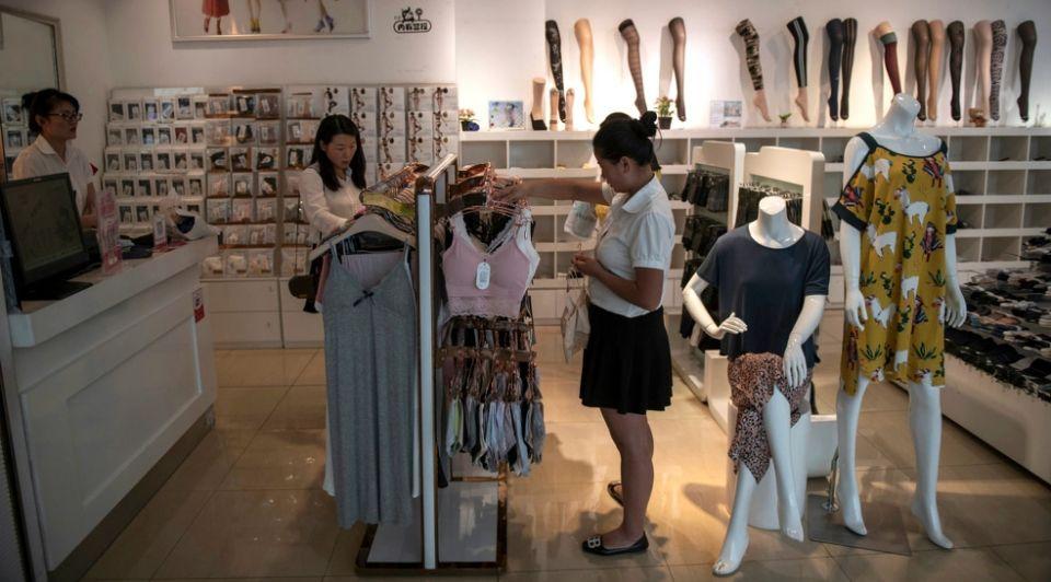 China winkelen toekomst mode brechtje de leij