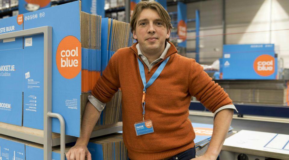 Coolblue Pieter Zwart webshops webwinkel Rotterdam webstore stekker uit wirwar