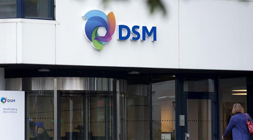 DSM Heerlen vitamines hoofdkantoor voedselindustrie