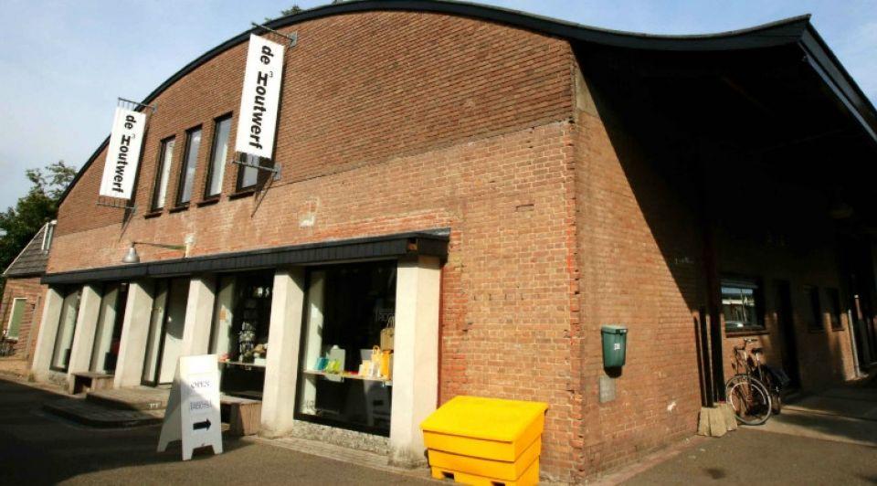 De Houtwerf Nijmegen creatieve broedplaats
